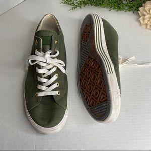 PRO-Keds 69er Green Lo Canvas Sneaker Men's 12M